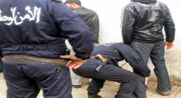 Bgayet: Arrestation de deux narcotrafiquants