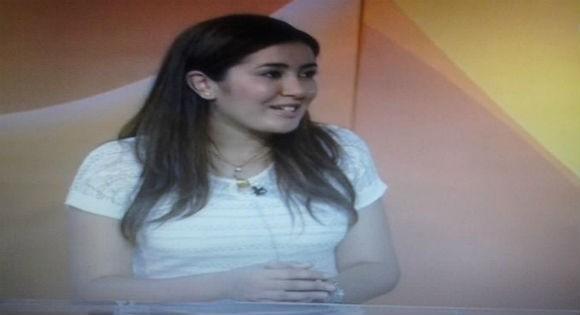 C'est la plus jeune  Romancière kabyle,  Hanane Bourai publie un deuxième roman