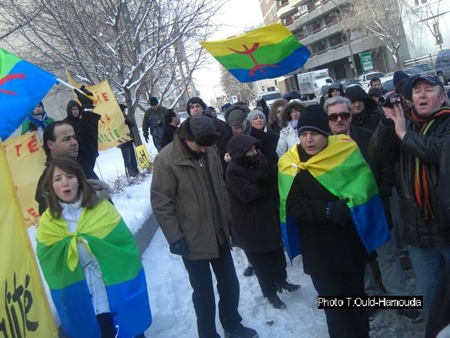 Soutien des Kabyles de Montreal