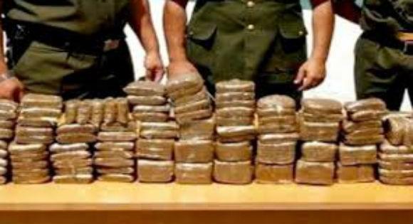 arrestation de narcotrafiquants