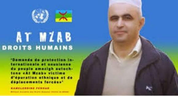 Les arrestations arbitraires des At-Mzab continuent