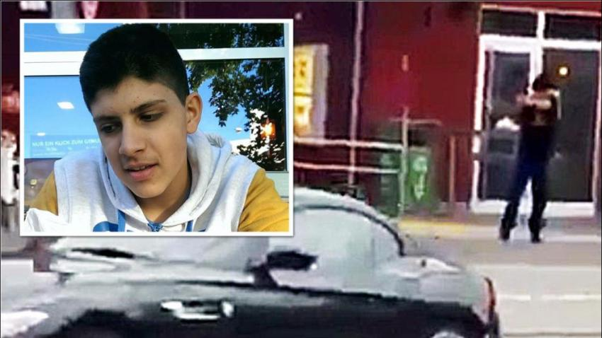 Ali Sonboly tueur de Munich