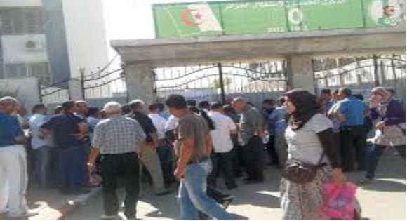 La série de protestation a, bel et bien, commencé à Bgayet
