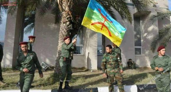 Les amazighs s'imposent en Lybie