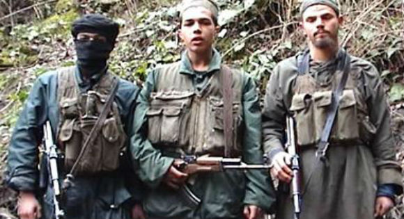 groupe de terroristes