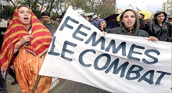 Malgré la ratification de la convention internationale de la femme :  Elle est toujours considérée comme un sous-être en Algérie