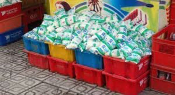 Pénurie de lait en sachet, prémices d'une crise économique anticipée!