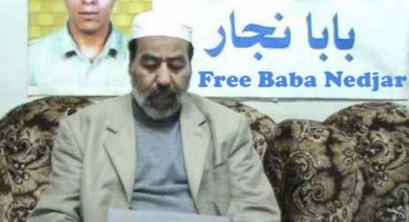 Ahmed Baba Nedjar, le plus vieux prisonnier politique en Algérie