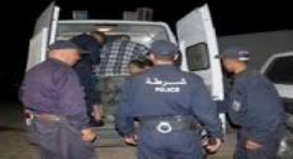 Un groupe de malfaiteurs arrêté à Draa El Mizan