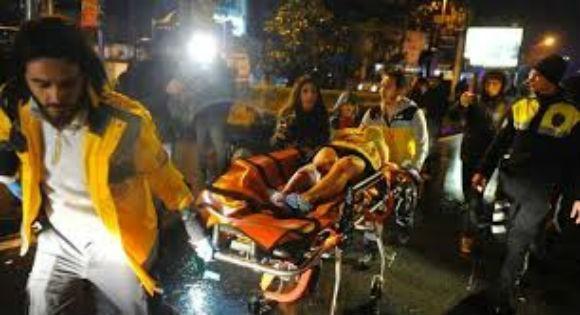 TURQUIE : L'auteur de l'attentat d'Istanbul toujours en fuite