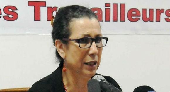 Louisa Hanoune passe 20 ans au parlement!