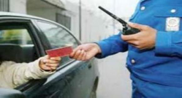 Le chantage « des permis de conduire » à Tizi Wezzu
