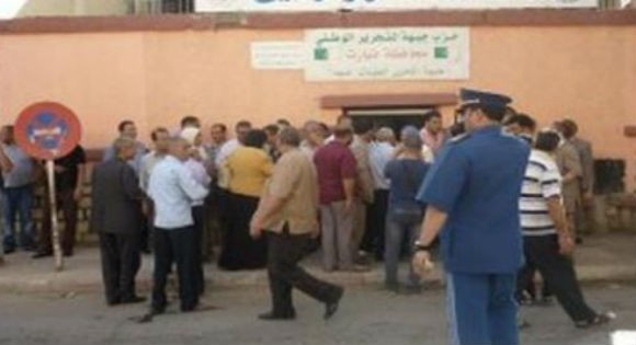 Une bagarre entre militants du FLN de Tiaret fait un mort et six blessés