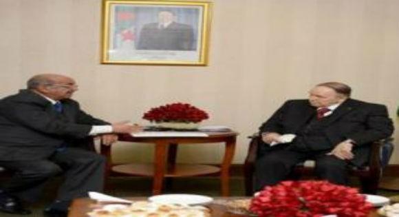 Bouteflika et Messahel
