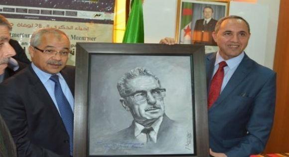 Le pouvoir se rappelle de …..Mouloud Mammeri