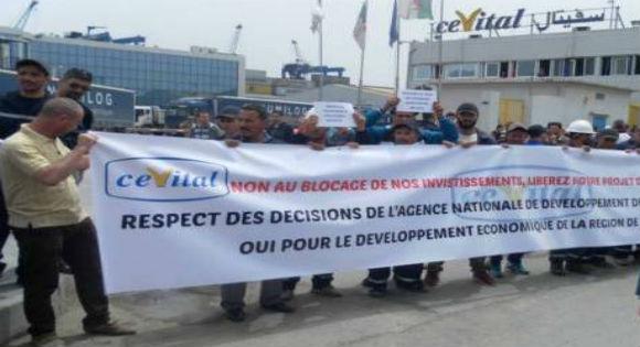Pour s'opposer au diktat d'Alger : Les employés de Rebrab descendent dans la rue