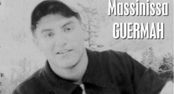 Il y a 16 ans, la gendarmerie algérienne  tua Guermah Massinissa