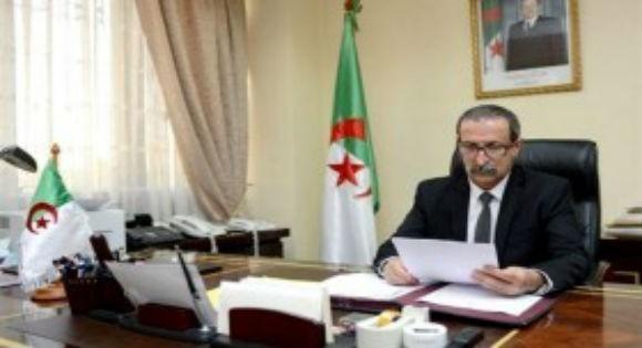 Djamel Kaouane, un nouveau ministre qui cache ses origines kabyles !
