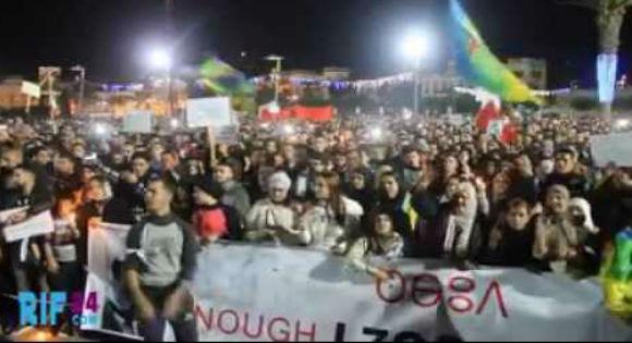 Le régime d'Alger aussi craint le mouvement Rifain