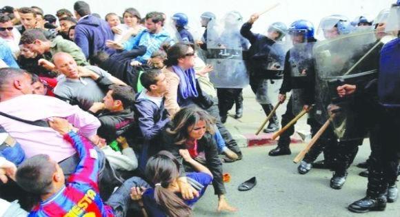 violation des droits de l'home au Maroc