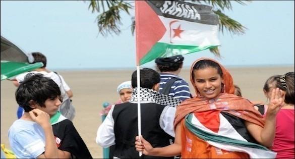 Tizi Wezzu accueille  10 000 enfants sahraouis pour les vacances !