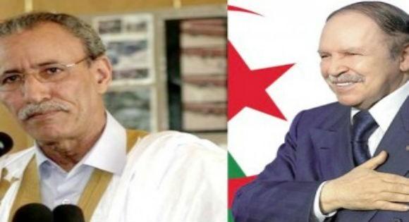 Bouteflika et Ghali