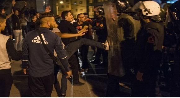 15 manifestants blessés à El Hoceima