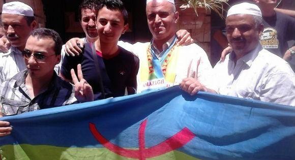 De L'arrestation arbitraire à des peines injustes et racistes contre  Kameleddine Fekhar et ses codétenus mozabites