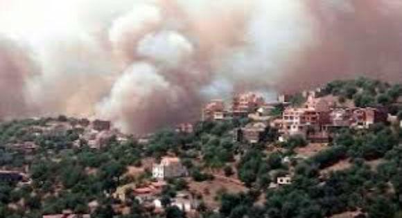 Appel à la solidarité avec la Kabylie