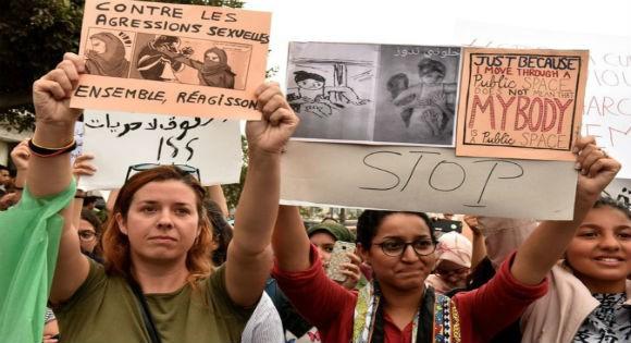 Manifestation au Maroc contre les agressions sexuelles