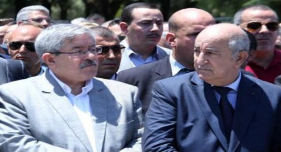 Ouyahia efface les traces de Tebboune