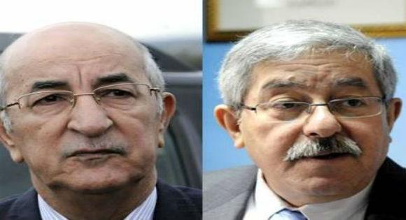 Teboune ou Ouyahia, deux faces de la même pièce