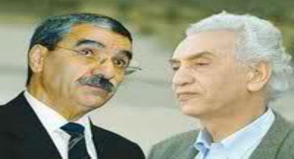 Sadi et Ait Ahmed