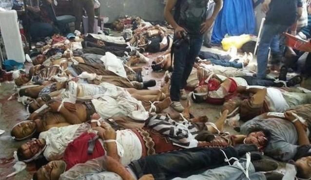 Et les massacres des kabyles par les gendarmes, ne choquent-ils pas les algériens ?