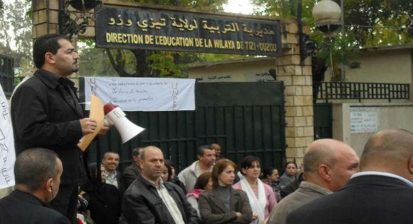 Grève dans les lycées: Le directeur de l'éducation de Tizi Ouzou attise le feu